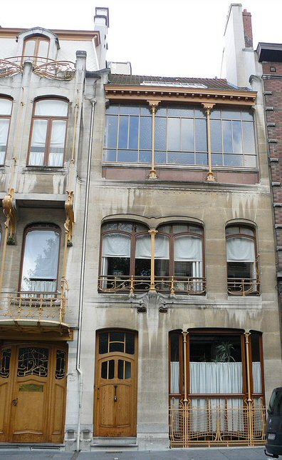 Art nouveau  Bruxelles