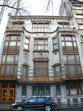 Htel Solvay | Victor Horta | Bruxelles