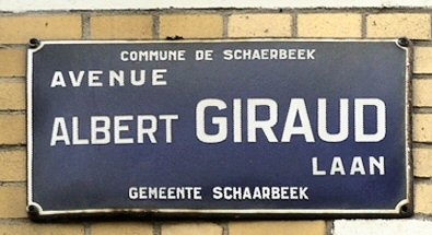 avenue Albert-Giraud - 1030 Schaerbeek