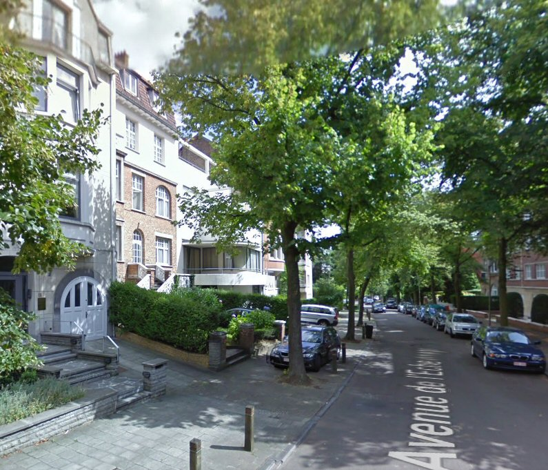 avenue de l'Echevinage - Uccle (1180 Bruxelles)