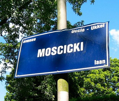 avenue Moscicki - 1180 Uccle