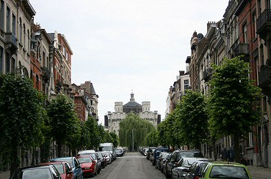 avenue Jef Lambeaux - Saint-Gilles (1060 Bruxelles)