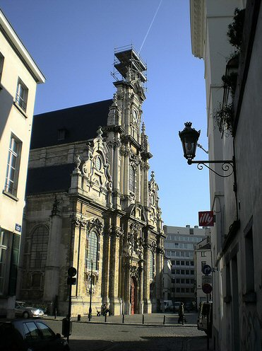 place du Bguinage - Bruxelles