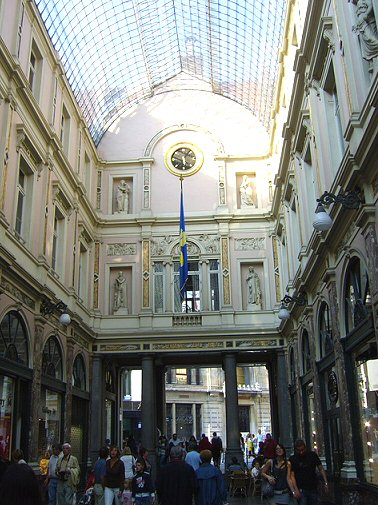 galerie du Roi - Bruxelles Pentagone