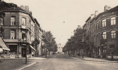 Schaerbeek en vieilles photos et cartes postales