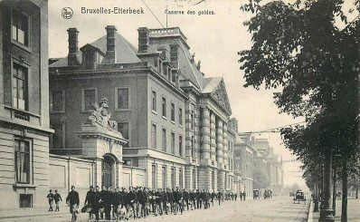 Etterbeek en vieilles photos et cartes postales