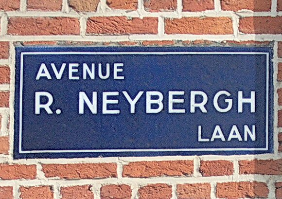 avenue Richard Neybergh - 1020 Laeken