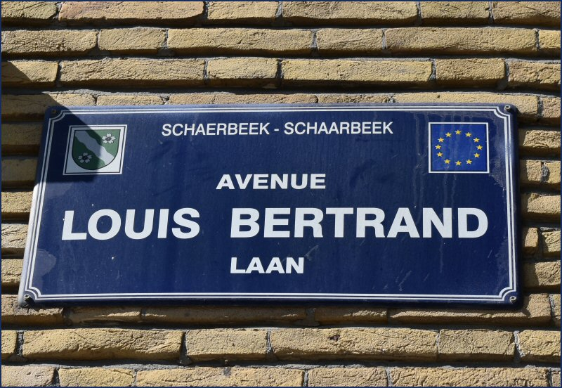 L'avenue Louis Bertrand - 1030 Schaerbeek